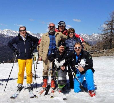 Sulla neve con Alta Val Sabbia Sport Hand