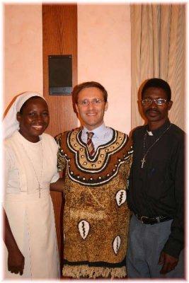Il RC Valle Sabbia finanzia gli studi di un giovane del Mali