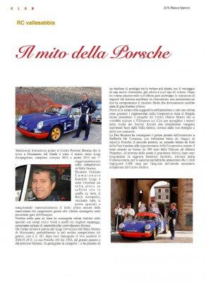Il Mito della Porsche