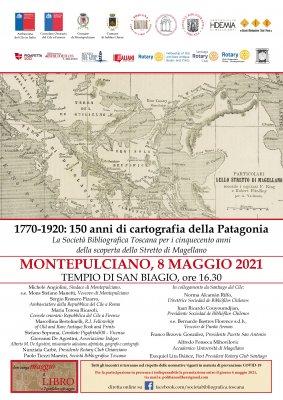 150 anni di cartografia della Patagonia