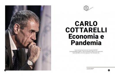 Caro Cottarelli Economia e Pandemia