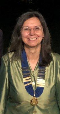 Marcellina Bertolinelli nuovo presidente del Rotary Valle Sabbia