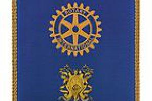 Lo Stendardo del Rotary Valle Sabbia